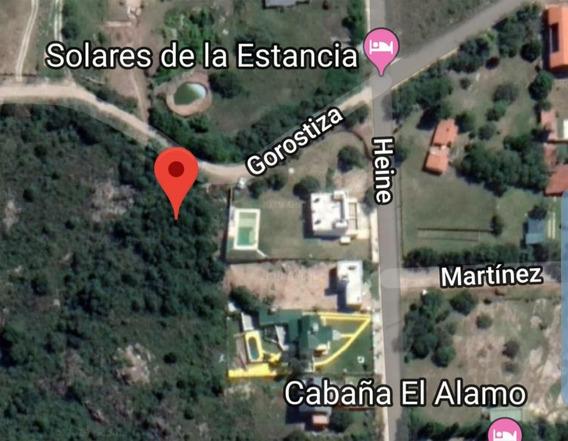 Excelente Oportunidad - Lote En Villa Del Lago