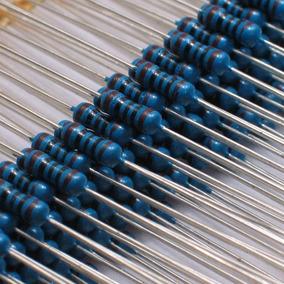 Kit 1000 * Resistores De Precisão 1% 1/4 W