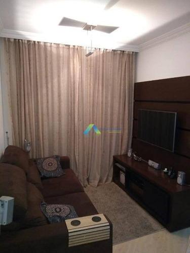 Apartamento Com 2 Dormitórios À Venda, 50 M² Por R$ 307.000,00 - Vila Das Mercês - São Paulo/sp - Ap4878