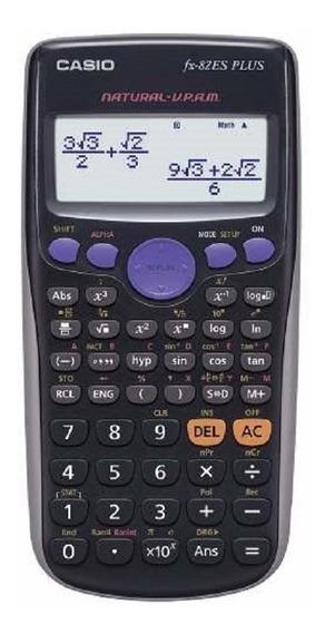 Nueva Calculadora Cientifica Casio Fx-82es Plus Gtia Oficial