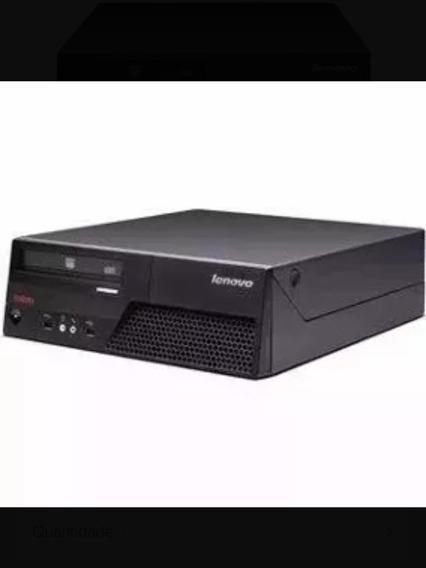 Computador Lenovo Core 2 Duo - 4g - Hd 250g