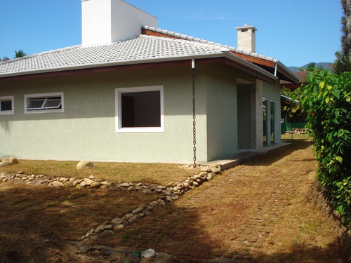 Casa Residencial Park Hills Em Ubatuba