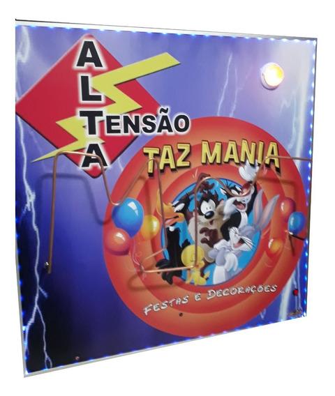 Painel Alta Tensão - Jogo Dos Nervos