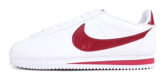 Zapatillas Nike Classic Cortez Leather Damas 807471-108