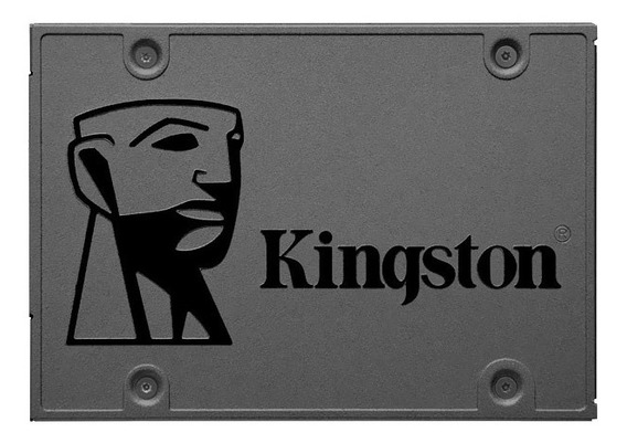 Hd Ssd 120gb Sata Kingston A400 Pc E Notebook - Novo