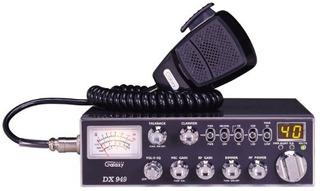 Galaxy 40 Canales Am / Ssb Radio Cb Movil