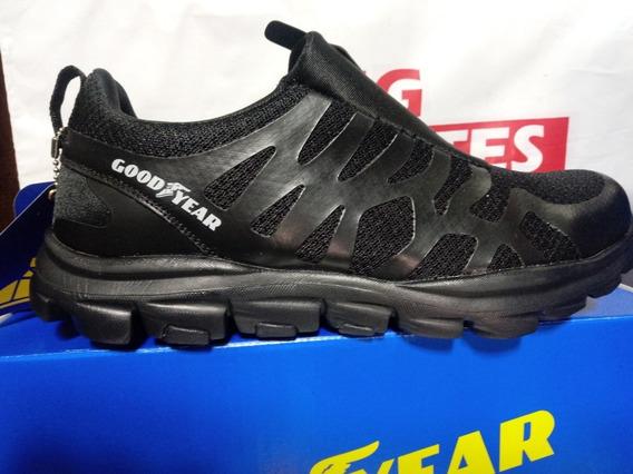Zapatillas Goodyear Flex Sin Cordon....
