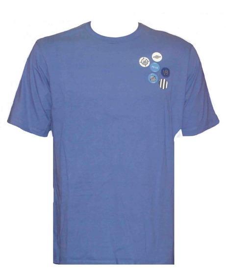 Camiseta Santos Umbro Casual Algodão