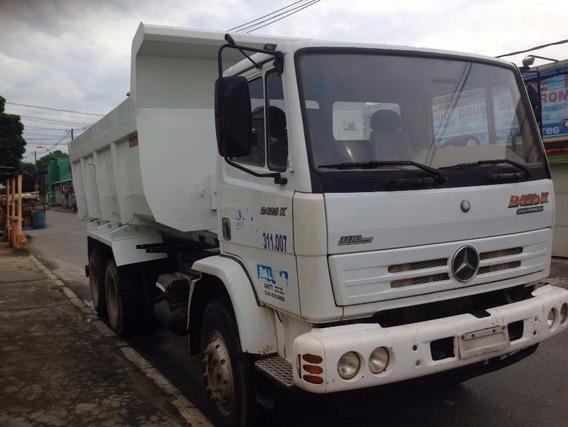 Caminhão M.benz 2324k 6x4 - Truck - Traçado - Caçamba