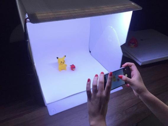 Photo Studio Box Para Fotografia Profissional Redes Sociais