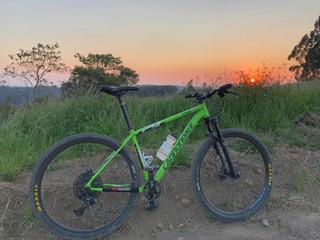 Bicicleta Cannondale Trail4 Nx Eagle 12v Aro 29