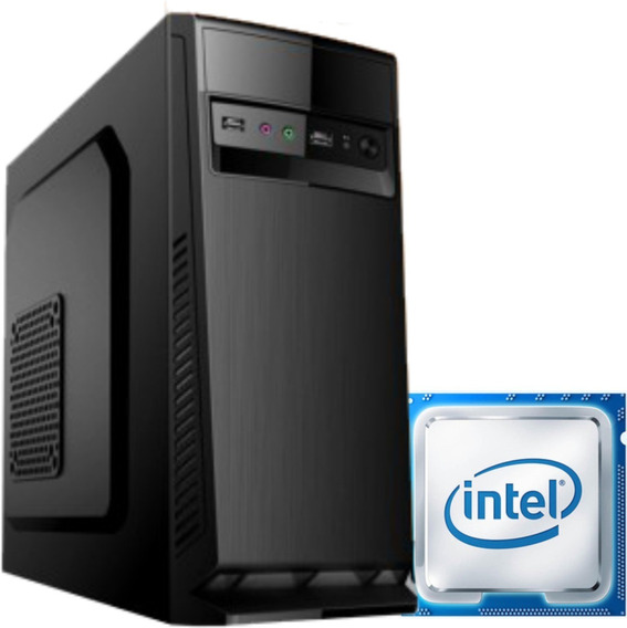 Cpu Pc Intel Core I3 Mb H310m 8gb De Ram Ssd 240gb 200w Cnf