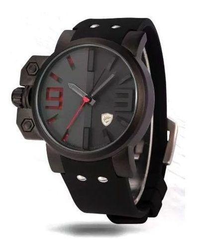 Relógio Masculino Militar Shark Sport Original Modelo Sf003r
