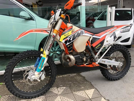 Ktm 300 Exc Six Days Ano 2014 2 Tempos