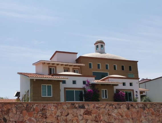 Casa En Venta Club De Golf Tequisquiapan