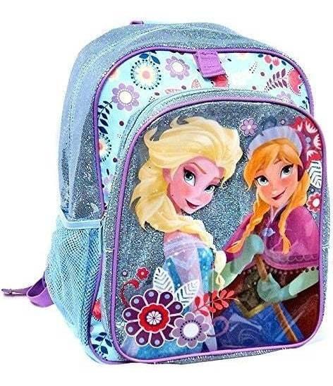 Promo Mochila Frozen Princesas Doctora Tinker Sofía Disney