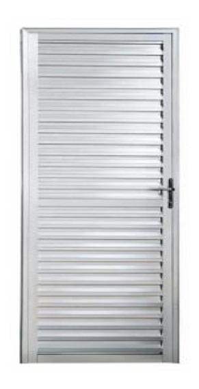 Porta Palheta Alumínio Brilhante L25 2,10 X 0,70