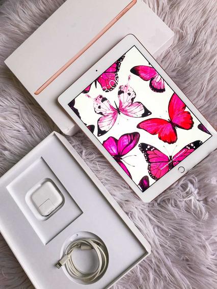 iPad Apple Rose Gold Dourado 32gb 6 Geração Na Caixa