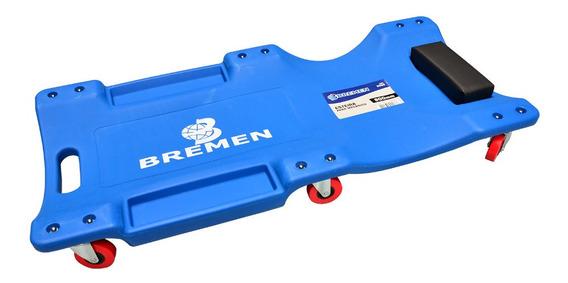 Carro Esteira Para Mecânico Plástico 150kg Ref 9500 Bremen