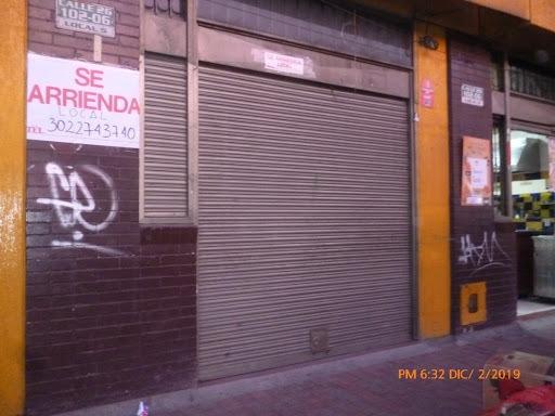 Locales En Arriendo Fontibon Centro 172-343