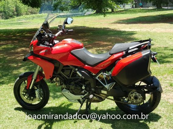 Moto Ducati 1200 S Touring Ótima Oportunidade.