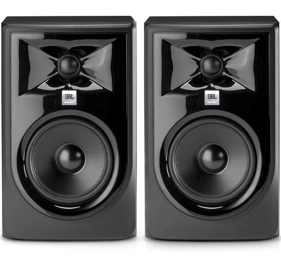 Par De Monitores De Referencia Jbl 306p Mkii | Estudio | Nf