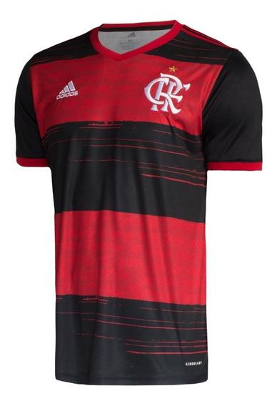 Camisa Flamengo Torcedor Rubro-negra 2019 adidas Original