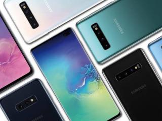 Galaxy S10+ Plus 512 Gb 8 Ram Cerámica Nuevo 100% Snapdragon