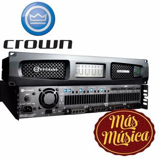 Crown Dci8300 Potencia Multicanal Sonido Instalado 8 X 300w