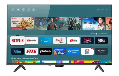Smart Tv Led Sanyo De 43 Lce43sf1500 Fhd Netflix Tio Musa