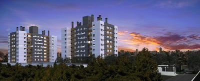 Apartamento Em Camaquã Com 3 Dormitórios - Rg2044