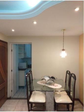 Apartamento Em Praia Das Gaivotas, Vila Velha/es De 57m² 2 Quartos À Venda Por R$ 168.000,00 - Ap264055