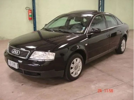 Audi A6 2.8 Aut. 4 Pts
