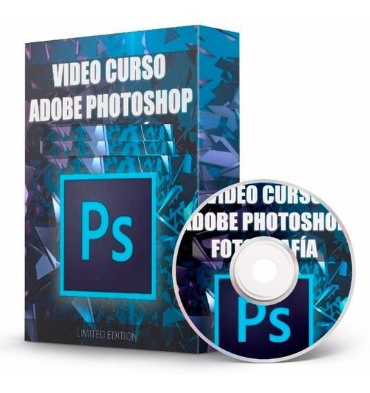 Curso Completo De Photoshop De 0 A 100! - 35hs - Envio Ya!