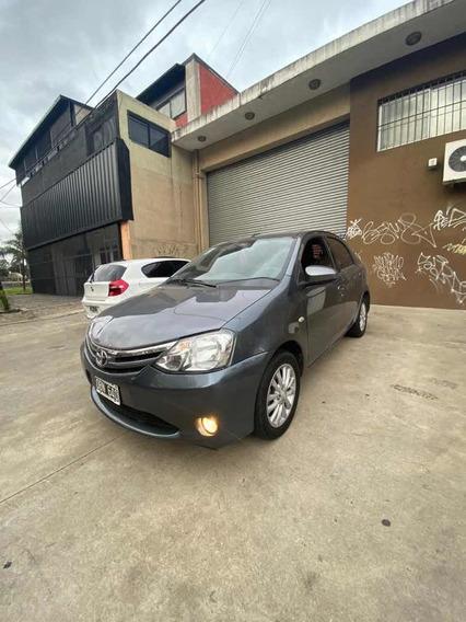 Toyota Etios 1.5 Xls 2014