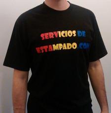 Serigrafía, Venta De Remeras Estampadas.