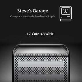 Mac Pro 12 Core 3.33ghz, 96gb Ecc, 480gb Ssd +2tb, Vídeo 8gb