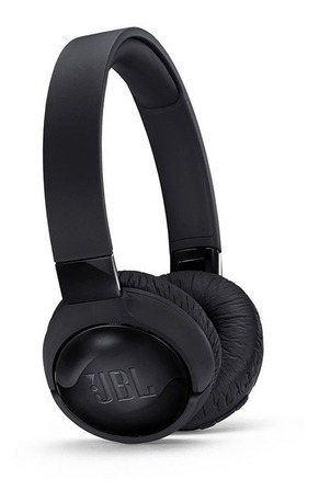 Fone De Ouvido Jbl Tune 600 Bt Nc Preto Bluetooth