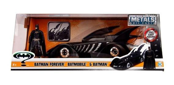 Batimovil Batman Forever Auto De Coleccion Con Figura