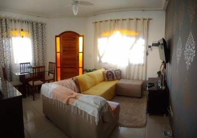 Casa Em Jardim Jamaica, Itanhaém/sp De 97m² 2 Quartos À Venda Por R$ 205.000,00 - Ca124713