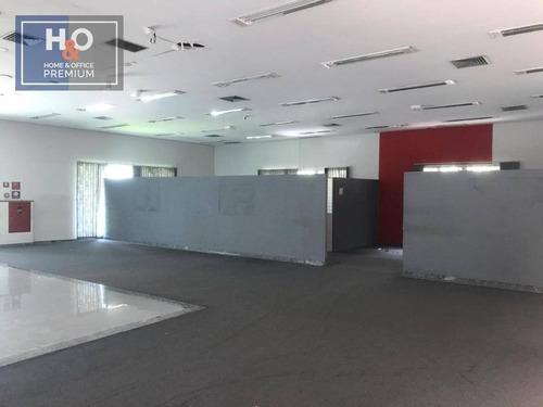 Prédio/ponto Comercial Para Alugar, 860 M² - Sumarezinho - São Paulo/sp - Pt0002