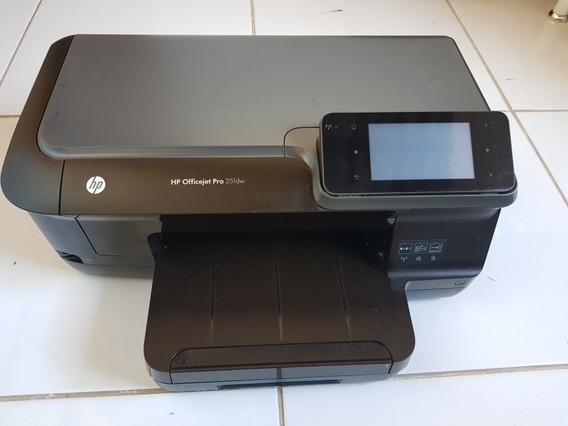 Impressora Hp Office Jet 251dw