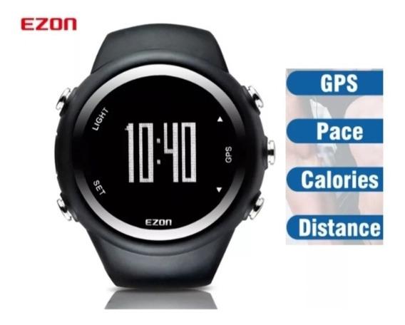 Relógio De Corrida Ezon T031 /gps/lacrado/pronta Entrega