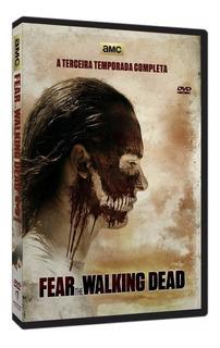 Série Fear The Walking Dead 3ª Temporada Completa