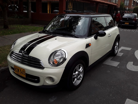 Mini Cooper S Hot Chili 2013