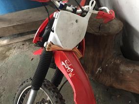 Moto De Trilha Honda Xr 200