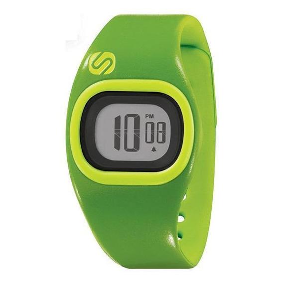 Relógio De Pulso Soleus Tigress - Verde
