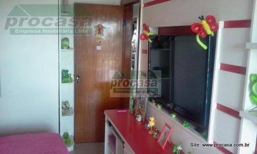 Imagem 1 de 25 de Apartamento Com 5 Dormitórios À Venda, 200 M² Por R$ 470.000,00 - Nossa Senhora Das Gracas - Manaus/am - Ap1026