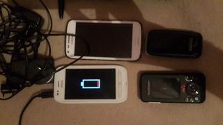 Lote De Celulares Teléfonos