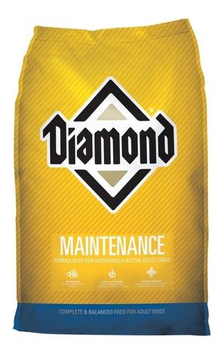 Imagen 1 de 1 de Alimento Diamond Super Premium Maintenance para perro adulto todos los tamaños sabor mix en bolsa de 18kg